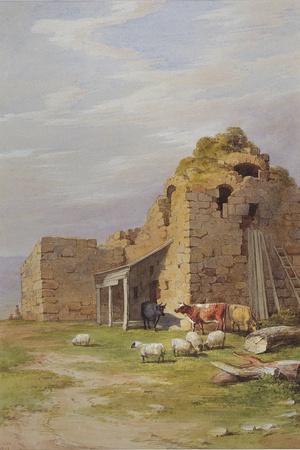 Colqhouny Castle, 1841