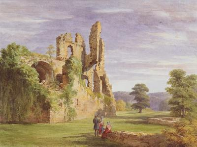 Gight Castle, 1851