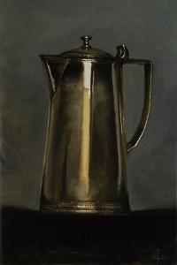 Brass Jug by James Gillick