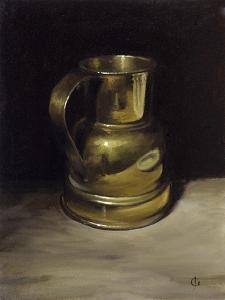 Brass Pot by James Gillick