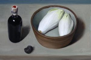 Chicory, Truffle and Balsamic Vinegar, 2013 by James Gillick