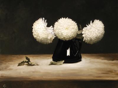 Three Chrysanthemums
