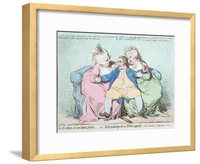 Le Cochon Et Ses Deux Petits, or Rich Pickings for a Noble Appetite