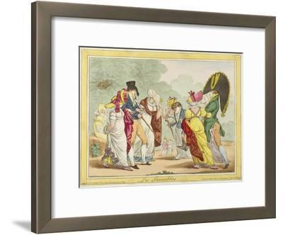 Les Invisibles, 1810