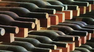 Wine Cellar I by James Gordon