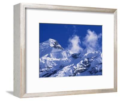 Mountain Range, Nepal, Asia