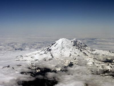 Mount Ranier, Washington State, United States of America, North America