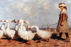 To Pasture New by James Guthrie