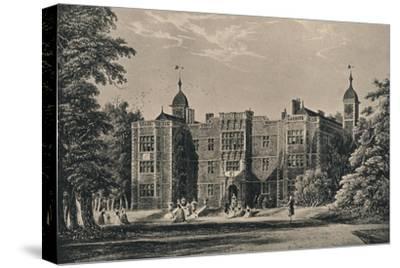 Charlton House, Kent, 1915