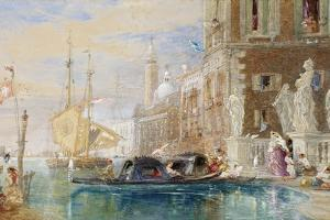 St. George's, Venice, C.1860 by James Holland