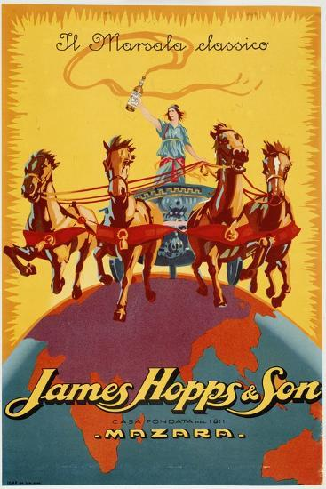 James Hopps and Son-Marcus Jules-Giclee Print