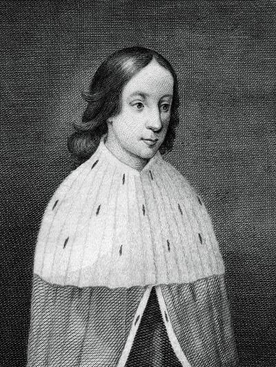 James IV of Scotland as a Boy--Giclee Print