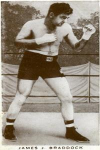 James J Braddock, Irish-American Boxer, 1938