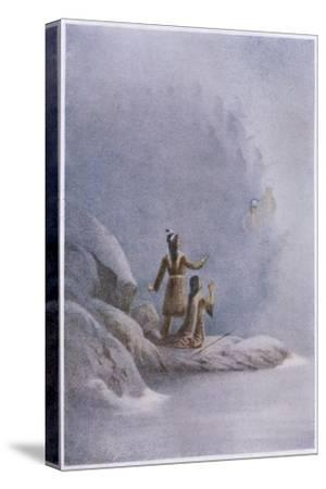 Chinook Legend of the Supernatural People Who Appeared in the Mists