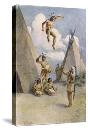 Sioux Myth of Ictinike Son of the Sun God