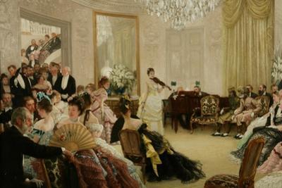 Hush! (The Concert), c.1875
