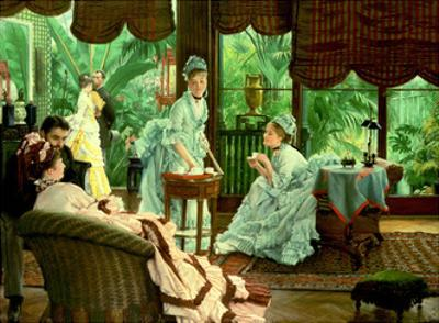 In the Conservatory (The Rivals), 1875-8