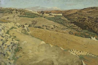 Jerusalem and Siloam, South Side from 'The Life of Our Lord Jesus Christ'