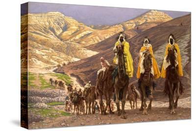 Journey of the Magi, C.1894