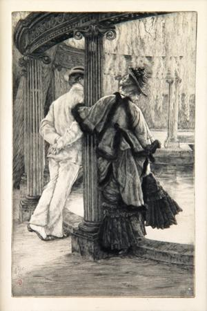 Lovers' Quarrel, 1876