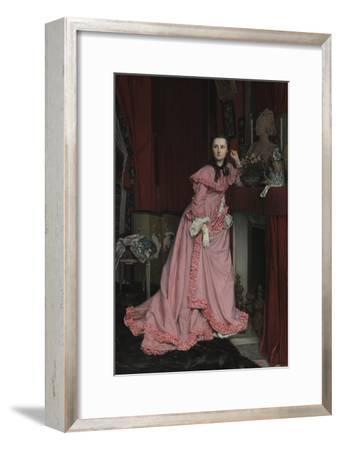 Portrait of the Marquise de Miramon, née, Thérèse Feuillant, 1866