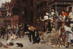 Return of the Prodigal Son by James Jacques Joseph Tissot