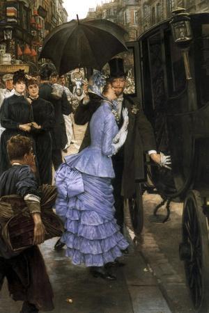 The Bridesmaid, 1883-1885