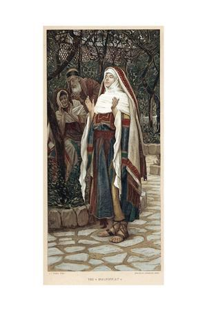 The Magnificat, C1890