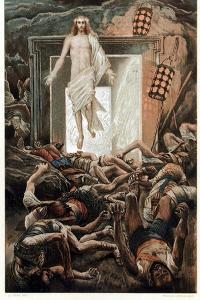 The Resurrection, C1890 by James Jacques Joseph Tissot