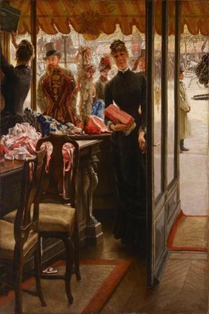 The Shopgirl, 1879-1885