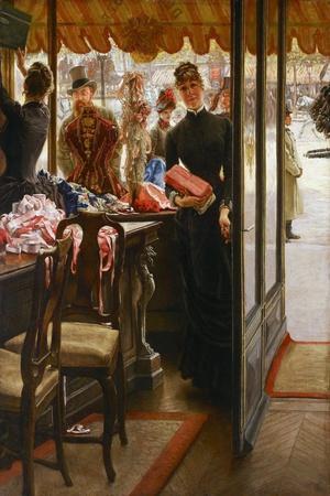 The Shop Girl. 1883-85