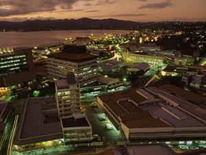 Suva, Fiji, A Cosmopolitan Ocity of 140,000 by James L^ Stanfield
