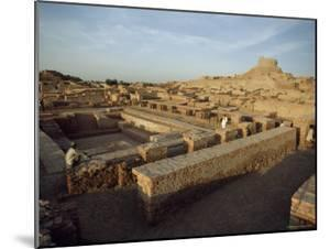The Remains of a Buddhist Stupa and Monastery from the Kushan Period, Moenjodaro, Pakistan by James L. Stanfield
