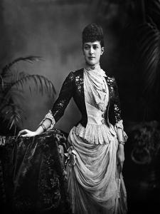 H.R.H. Princess Alexandra of Denmark, Later Queen Alexandra by James Lafayette