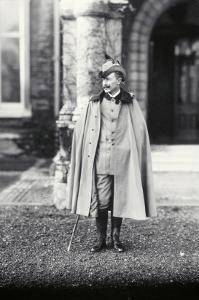 Kaiser Wilhelm II of Germany by James Lafayette