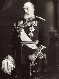 King Edward VII of England by James Lafayette
