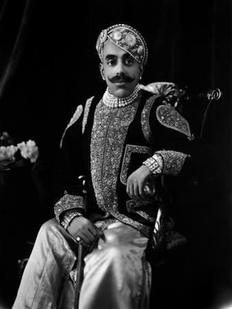 Major-General H.H. Maharajadhiraja Maharana Shri Sir Bhopal Singh Bahadur