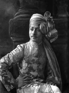 Nawab Mohammad Sawar Ali Khan of Kurwai by James Lafayette