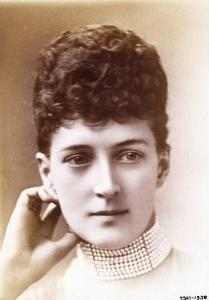 Queen Alexandra of England by James Lafayette