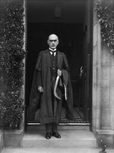 Rudyard Kipling, English Author and Poet by James Lafayette