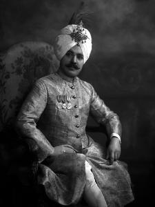 The Hon Raja Charanjit Singh by James Lafayette