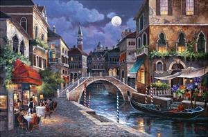 Streets of Venice II by James Lee