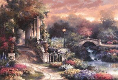 Sunset Garden Retreat