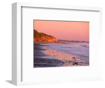 Coastline, California
