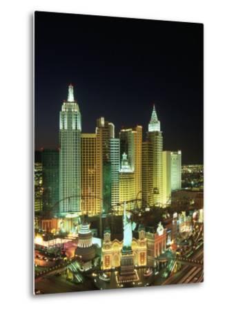 View of New York New York Resort, Las Vegas, NV