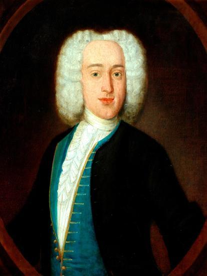 James Lister, 1740--Giclee Print