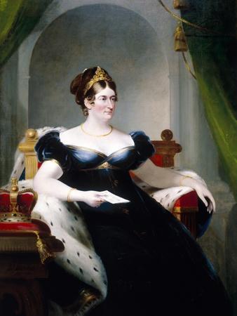 Caroline of Brunswick, Consort of George Iv, 1820