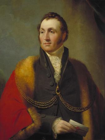 John Reay, Sheriff of London 1814-1815, C1814-1815