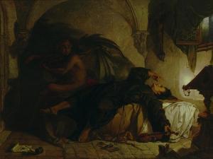 Tartinis Traum, 1868 by James Marshall