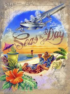 Seas Day by James Mazzotta